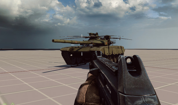 Battlefield 4 Tankcopter