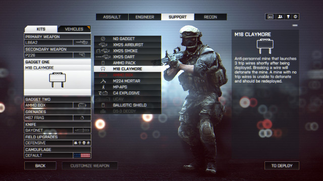 Battlefield 4 Customize