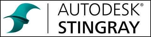Autodesk Stingray logo